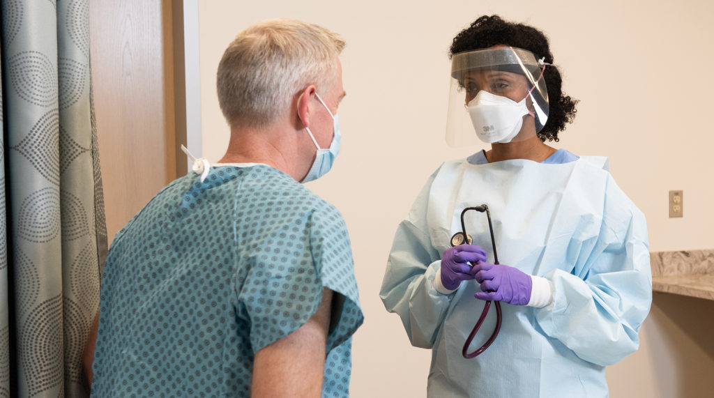 Selecting N95 Respiratory Protection for Healthcare Workers