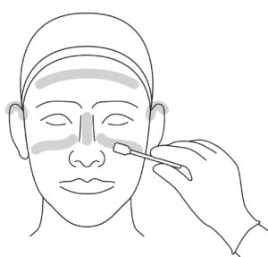 Skin protection application